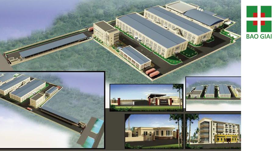 南定省木子越南電子技術有限公司新建廠房工程