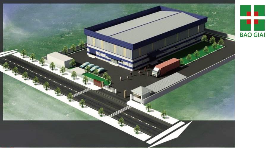 日本標準廠新建工程之四(河南同文工業區)-設計、規劃、施工