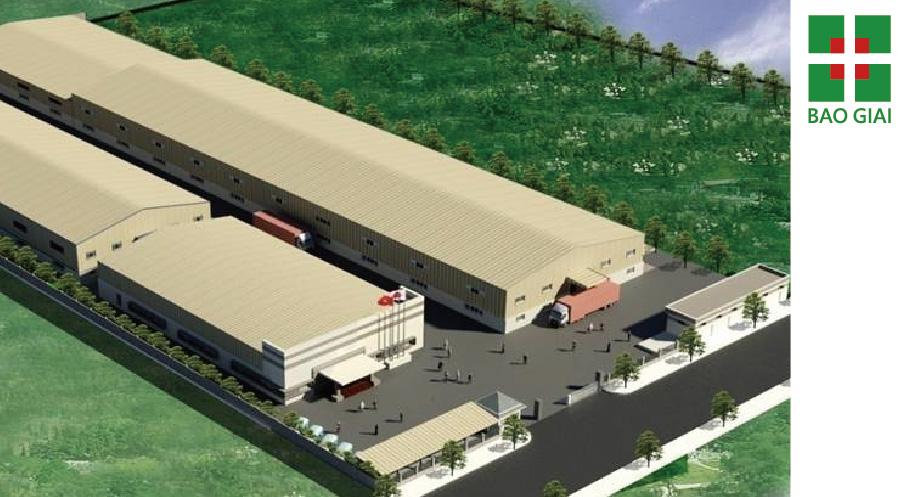 日本三誠越南廠新建工程(海陽新長工業區)-設計、規劃、施工