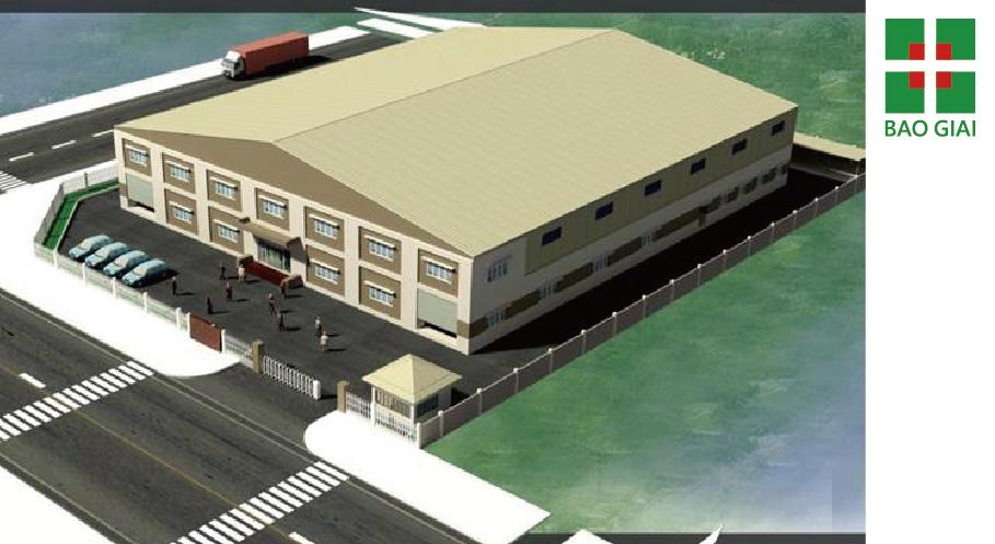 河南同文工業區日本標準廠房案之三