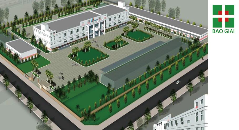 新至陞越南廠新建工程(海陽新長工業區)-設計、規劃、施工